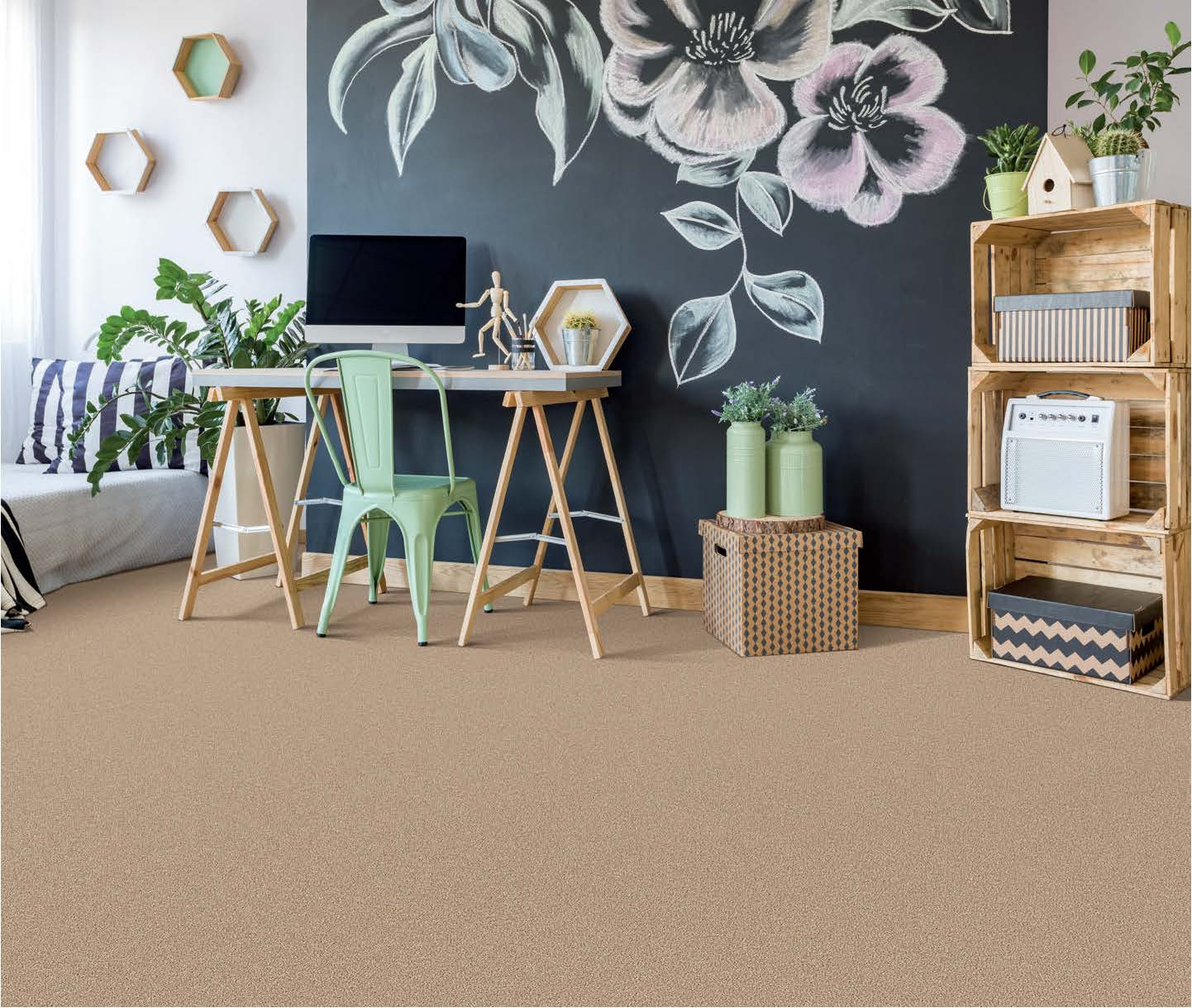 Carpet or any other flooring installation from Wilkerson Floors are all guaranteed!