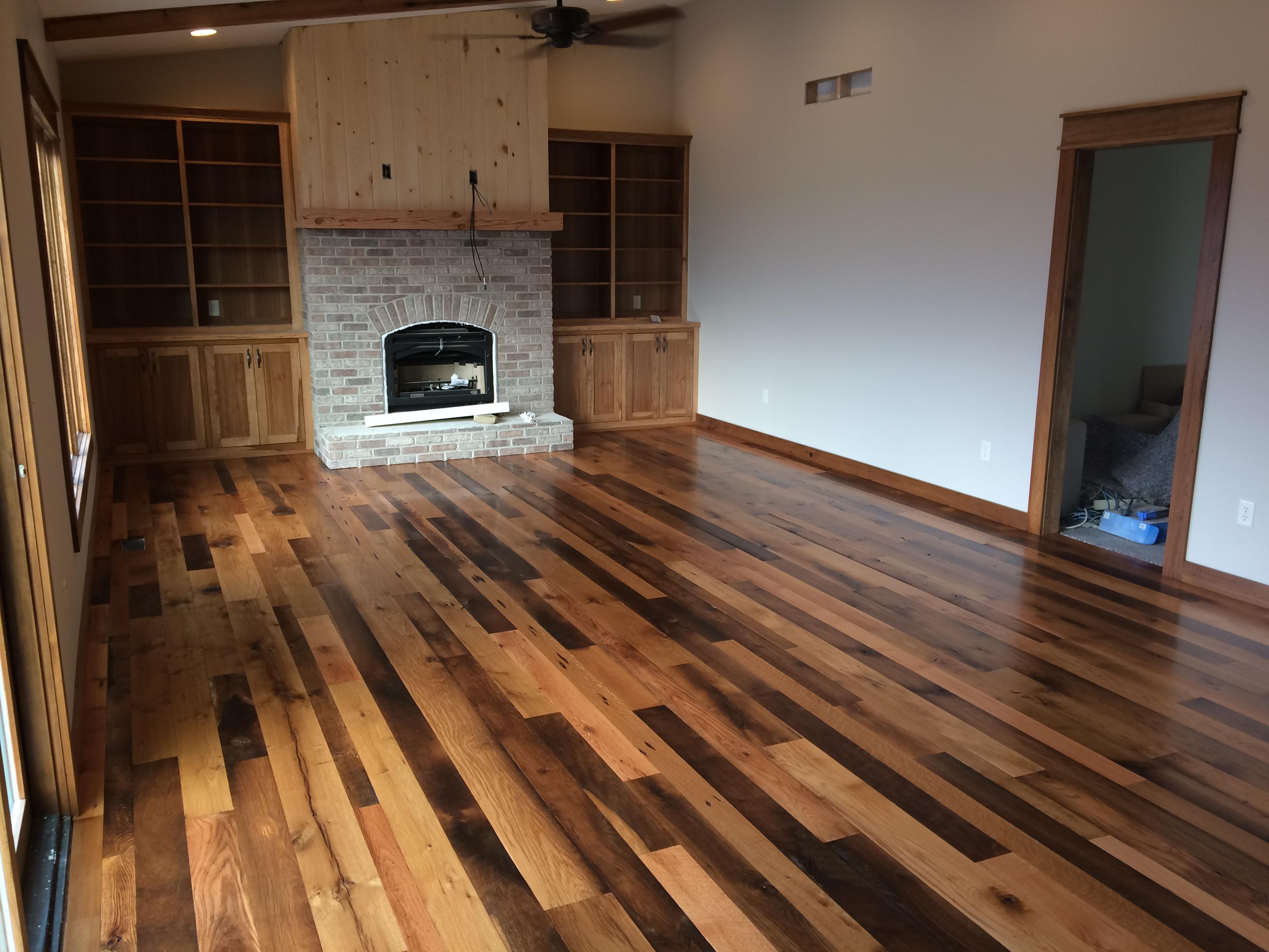 Hardwood floor refinishing picture of sanded and refinished wood flooring, professional hardwood floor refinishing